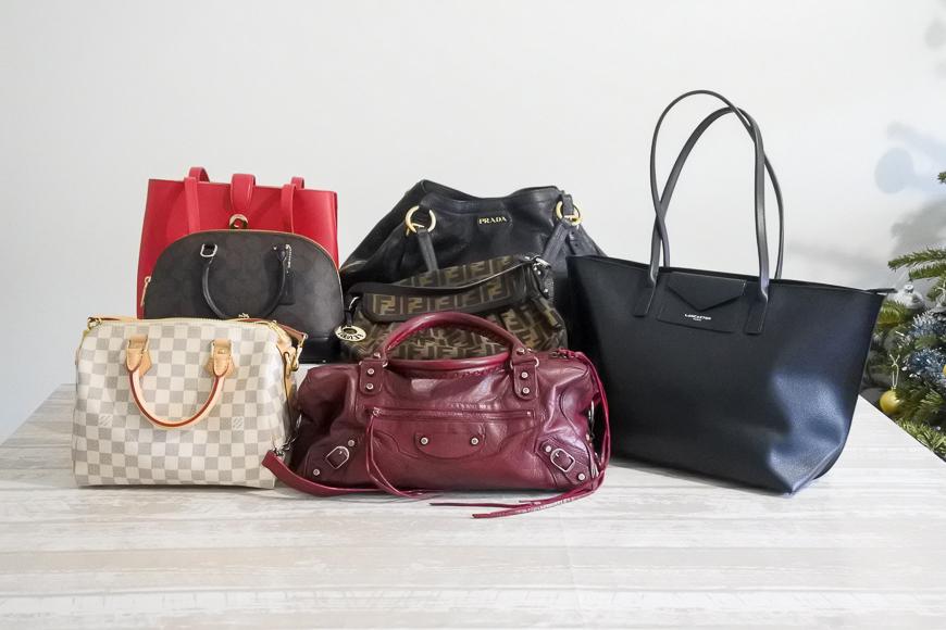Shopping • Tous les sacs que j'ai achetés en 2020
