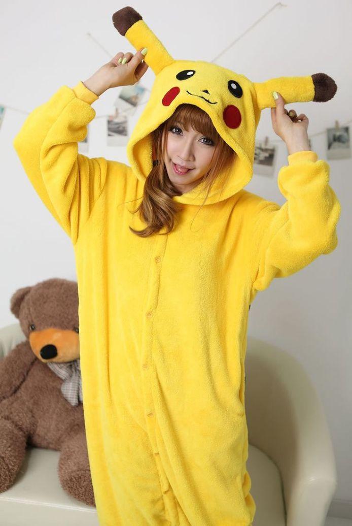 pikachu déguisement