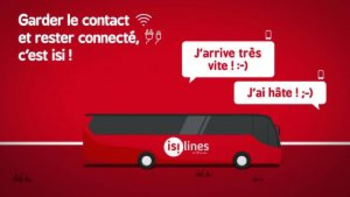 wifi bus isilines
