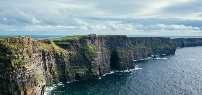 Cliff of moher irlande