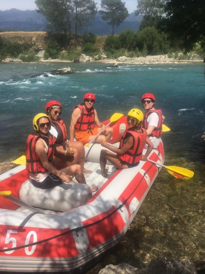 Nemo rafting koprulu kanyon