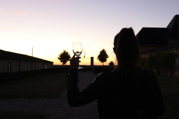 Blog trip Bordeaux Château Guiraud
