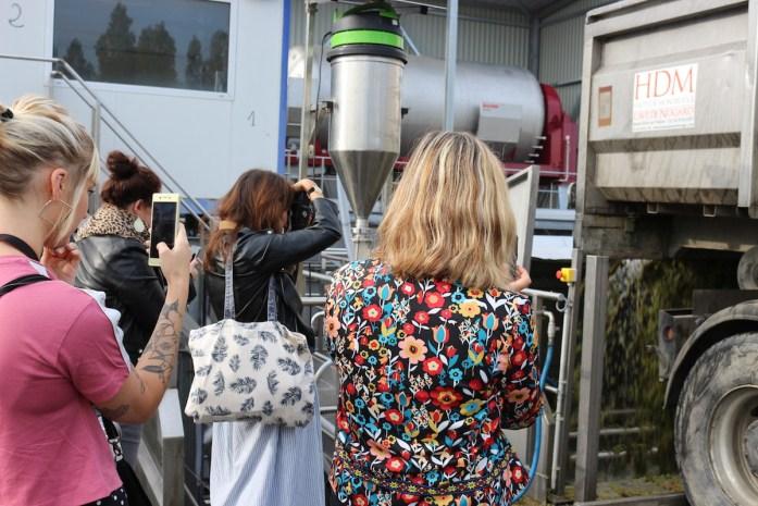 Voyage presse blogtrip dans le vin