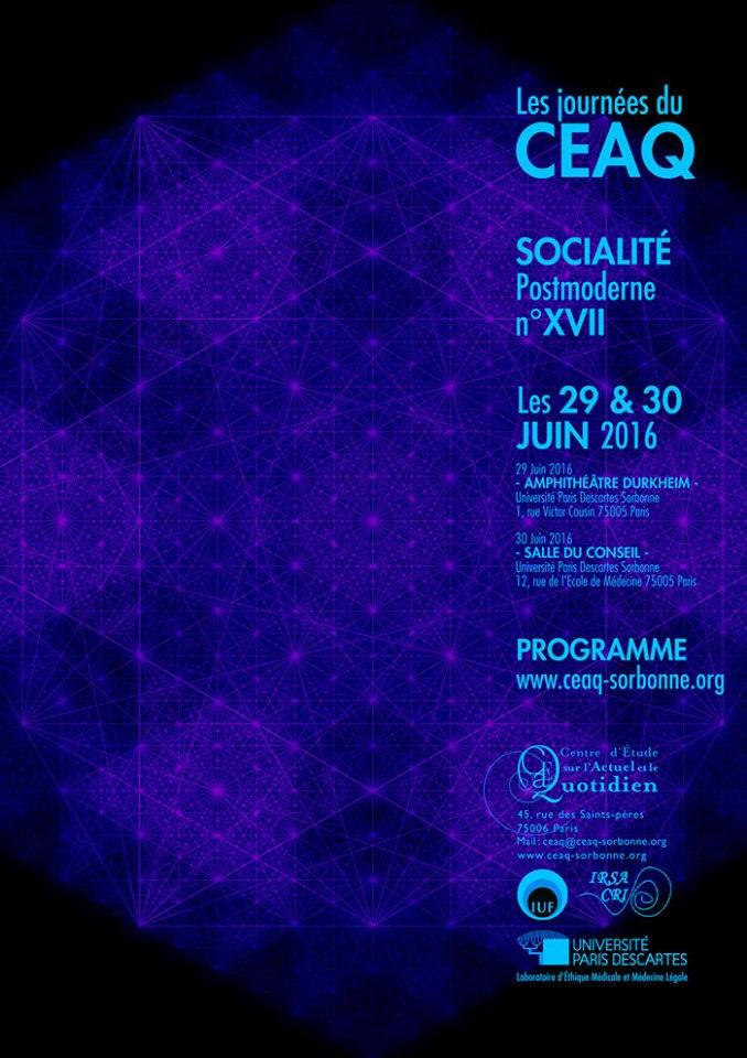 CeaQ 2016 - Tendance Sociale