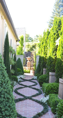 small garden ideas | tended on Small Side Yard Ideas id=68334