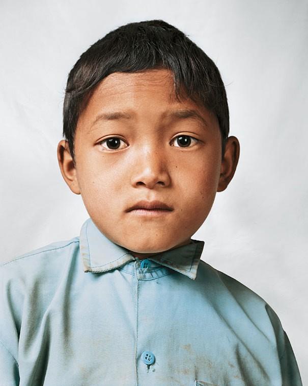 16 crianças ao redor do mundo e seus quartos. Isso abriu meus olhos de verdade...