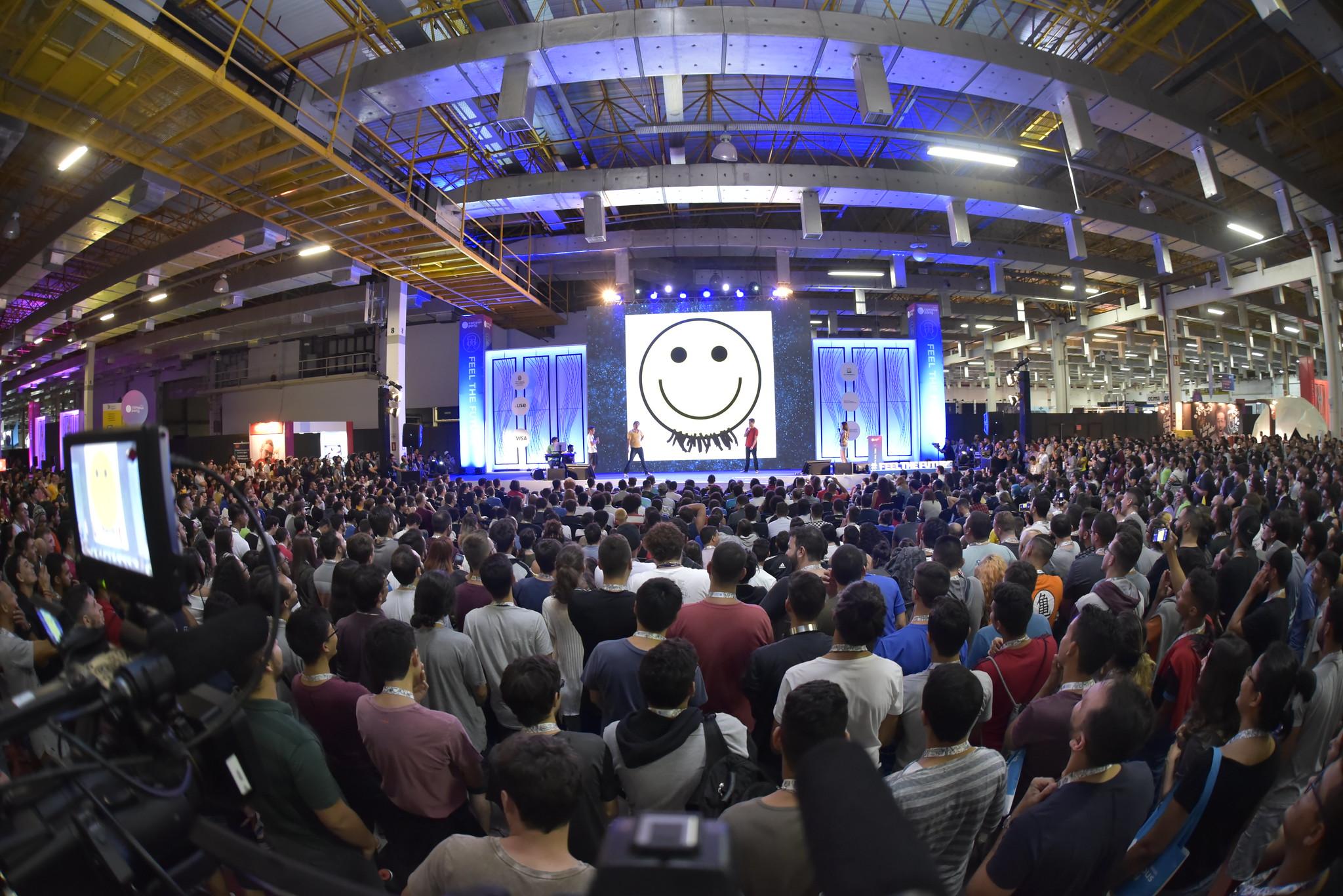 Resultado de imagem para campus party Goiás