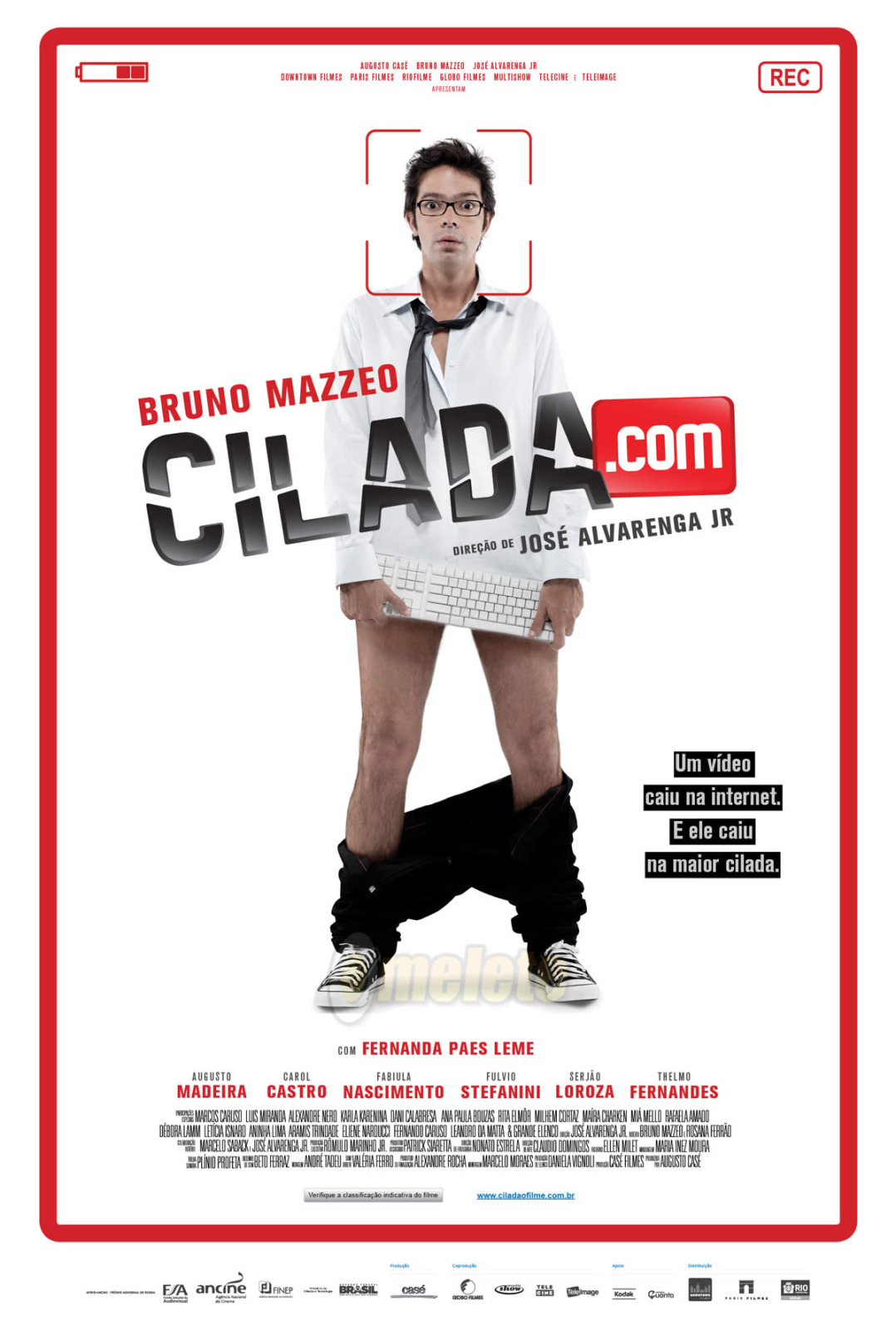 Poster do filme A Cilada