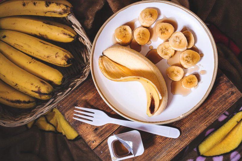 Beneficios de la banana en las mañanas