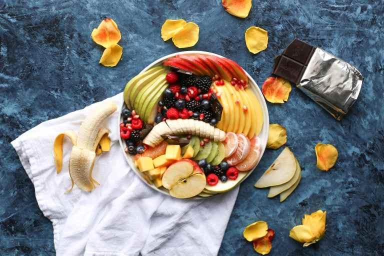 Mejores frutas para desayunar y tener un buen dia