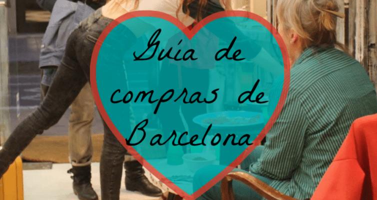 guía de compras de Barcelona