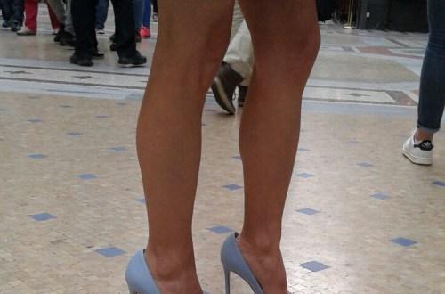 ¿Zapatos altos o bajos?