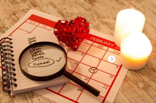 cronograma de boda