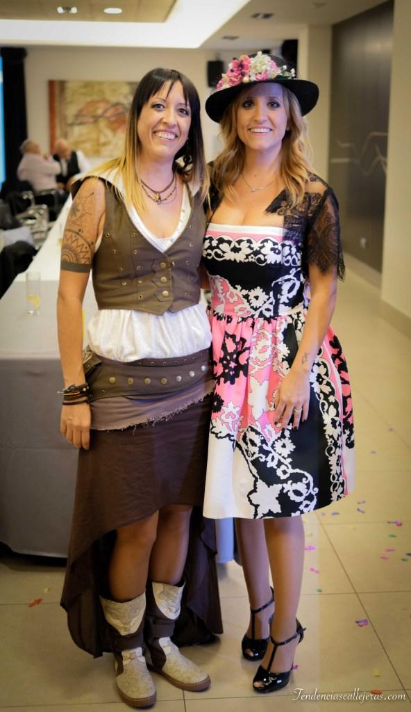 look de invitadas a una boda