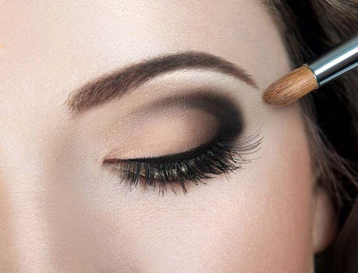 Maquilla tus ojos según su forma