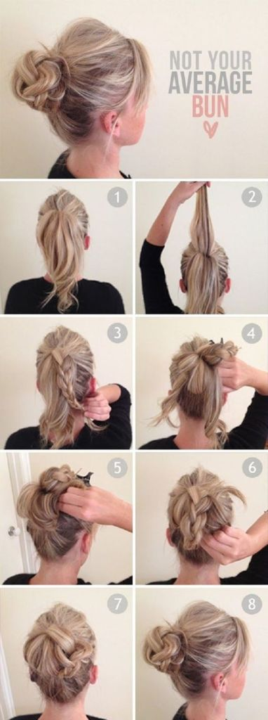 Peinados para disimular el pelo sucio