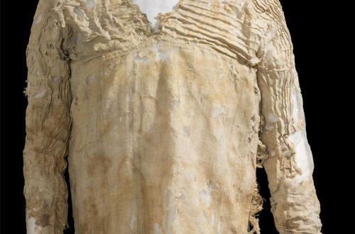 El vestido más antiguo del mundo