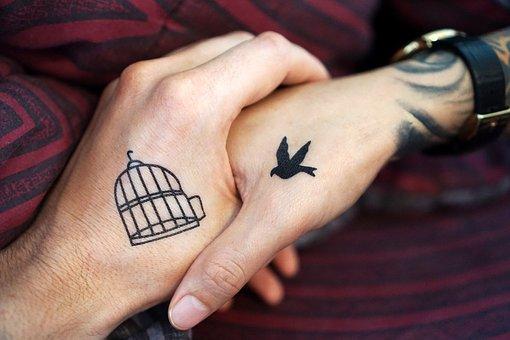 Tatuajes, zona del cuerpo donde te dolería menos