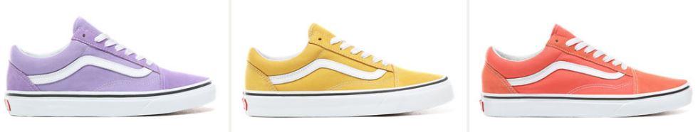 Old Skool la zapatillas de moda para Millenials, Old Skool la zapatillas de moda para Millenials, Tendenciasdebelleza, Tendenciasdebelleza