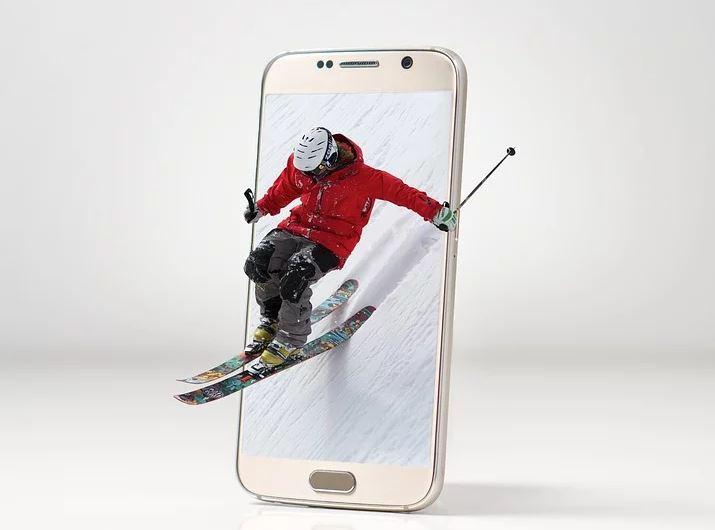 Esquiador_nieve_pistas_sky_movil