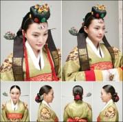 peinado coreano 3