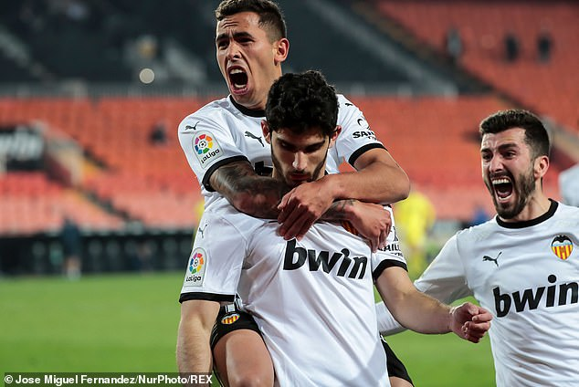 Valencia should be able to breathe a sigh of relief after a difficult season in Spain's top flight