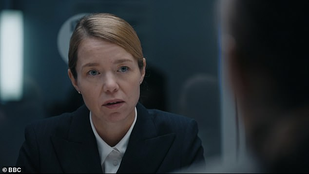 Last night's episode left some fans convinced that Detective Chief Superintendent Patricia Carmichael is 'H' or at the very least involved with the OCG