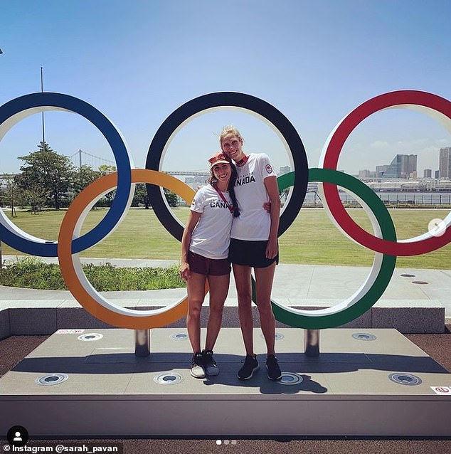 Canada hasn't won a beach volleyball medal since 1996, when the sport made its Olympic debut, but Sarah Pavan, 34, and Melissa Humana-Paredes - who were 2019 world champions and are now ranked second in the world - are hoping to change that