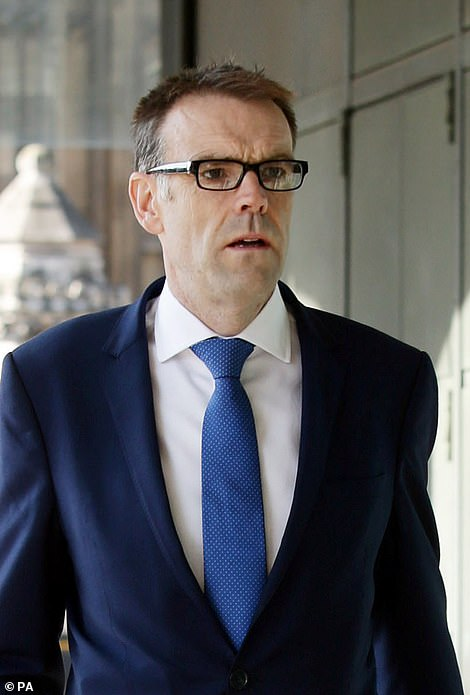 Gareth Stace, the director general of UK Steel, has said 'now is not the time' for the Prime Minister to be in Spain at a on a £25,000-a-week private estate near Marbella and should 'bang ministerial heads together' as a row between Business Secretary Kwasi Kwarteng and the Treasury over funding broke out