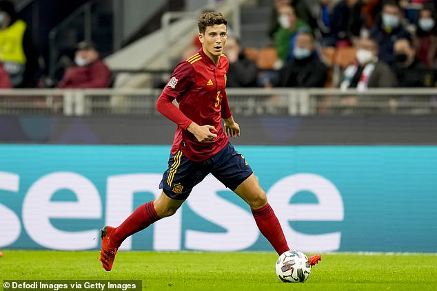 Villarreal defender Pau Torres was the subject of interest from Man United in the summer