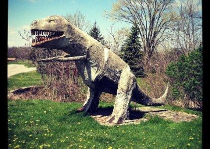 T-Rex in Pendleton