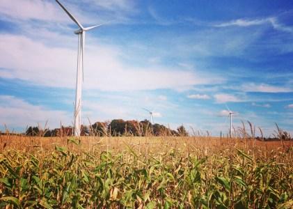 The Allure of Wind Turbines – I