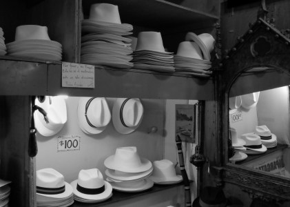 Hats in Old San Juan