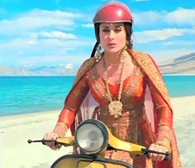 Photo credit: Kareena Kapoor, 3 Idiots