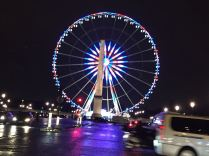 Ferris Wheel near Champs-Elysees
