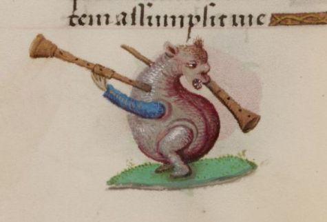 Livre d'heures de Jeanne la Folle. Livre d'heures de Jeanne la Folle. 1486-1506. 4