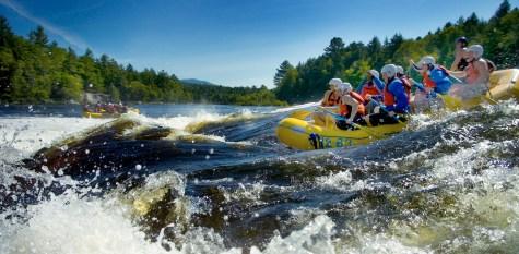10. Melgaço. Rio Minho. Rafting.