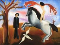 08. António Pedro, O enforcado, 1940