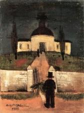 02 Felix Nussbaum. Burial. 1928