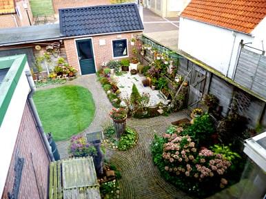 my host's garden
