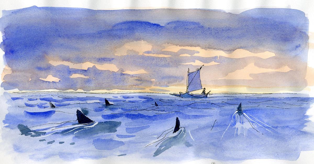 Le vieil homme et la mer – Ernest Hemingway – Roman