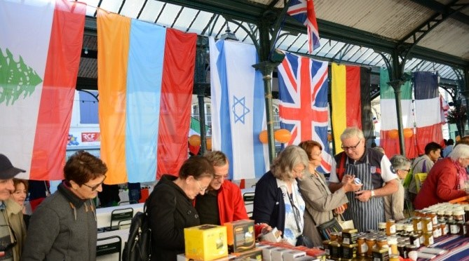 Valence Twinning Market, Saturday 24 September 2016