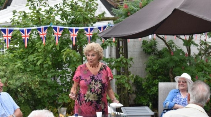 Tendring Twinning Annual Garden Party – Sunday, 16 July 2017