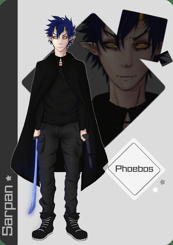 Phoebos by Sarpan