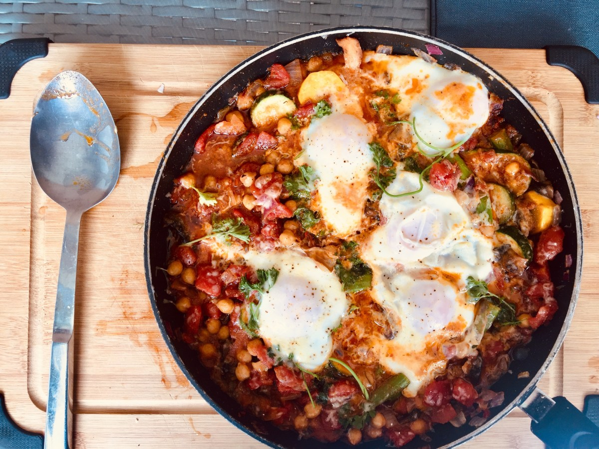 Picture of Shakshouka.