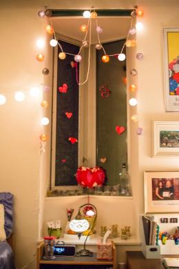 Lisa Gong - Personal Bubbles in the Orange Bubble: Princeton Students and Their Dorm Rooms - Natasha Madorsky