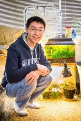 Lisa Gong - Personal Bubbles in the Orange Bubble: Princeton Students and Their Dorm Rooms - Kevin Zhang