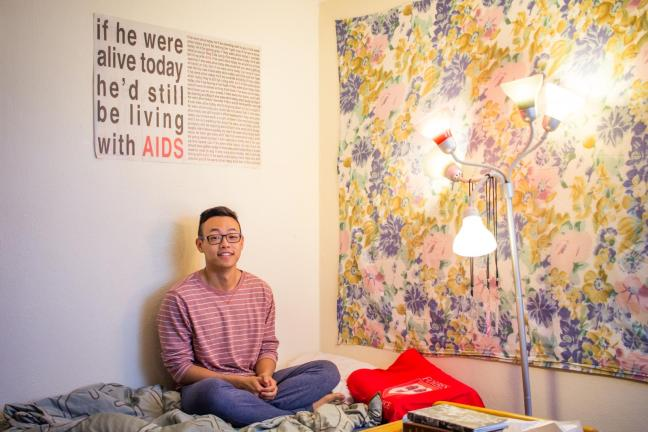 Lisa Gong - Personal Bubbles in the Orange Bubble: Princeton Students and Their Dorm Rooms - Simon Wu