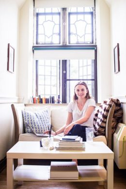Lisa Gong - Personal Bubbles in the Orange Bubble: Princeton Students and Their Dorm Rooms (Part 2) - Hadley Newton