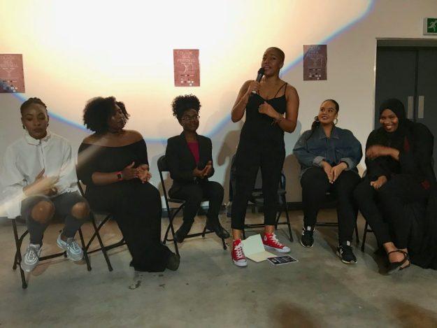 'Black girls in education' panel | Black Girl Festival